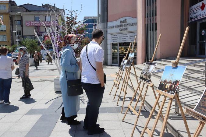 Kocaeli haber- İzmit Belediyesi 15 Temmuz'u fotoğraf sergisi ile andı