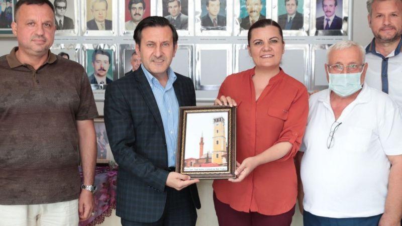 Kocaeli haber -Hürriyet, Batı Trakya Türkleri ile bayramlaştı