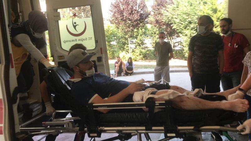 Kocaeli Haber - ATV motoru ile gelip, fabrika önünde bekleyen işçiyi pompalı tüfekle yaraladı