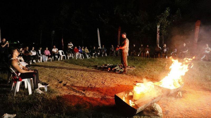 Kocaeli Haber - Körfez'de kamp ateşi yandı