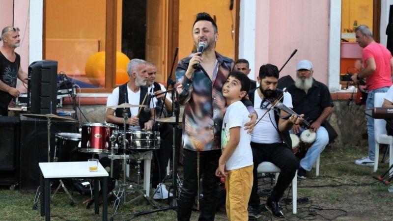 Kocaeli Haber - Özel çocuklar konserde eğlendi