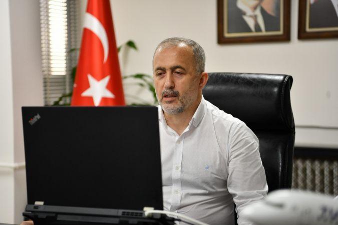 SAÜ Rektörü Prof. Dr. Fatih Savaşan: