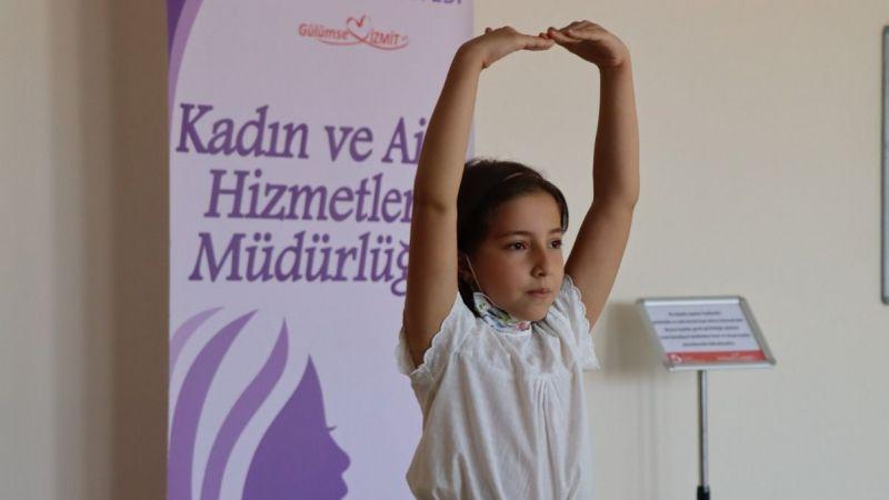 Kocaeli Haber - Çocuk Sinema Okulu'nda genç yetenekler hünerlerini sergilendi