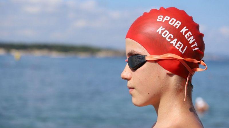 Kocaeli Haber - Büyükşehirden yüzme şampiyonası