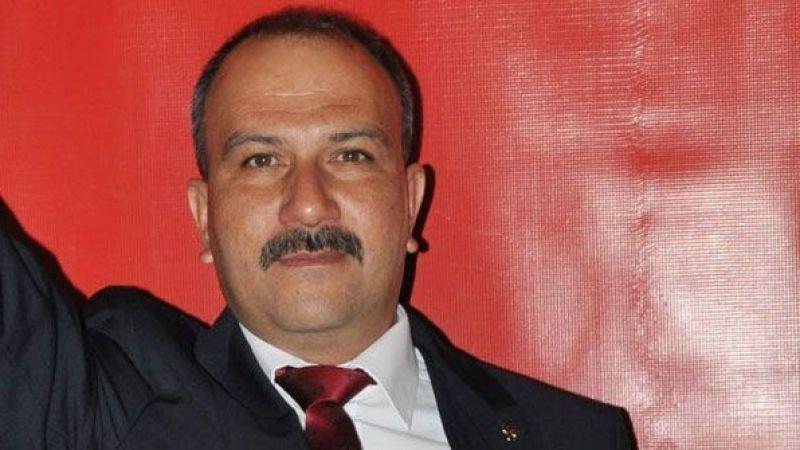 Ahmet Yalçınöz İlçe Başkanlığından İstifa Etti!