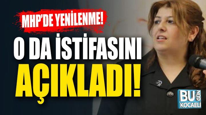 Yasemin Kantaroğlu Görevinden İstifa Etti!