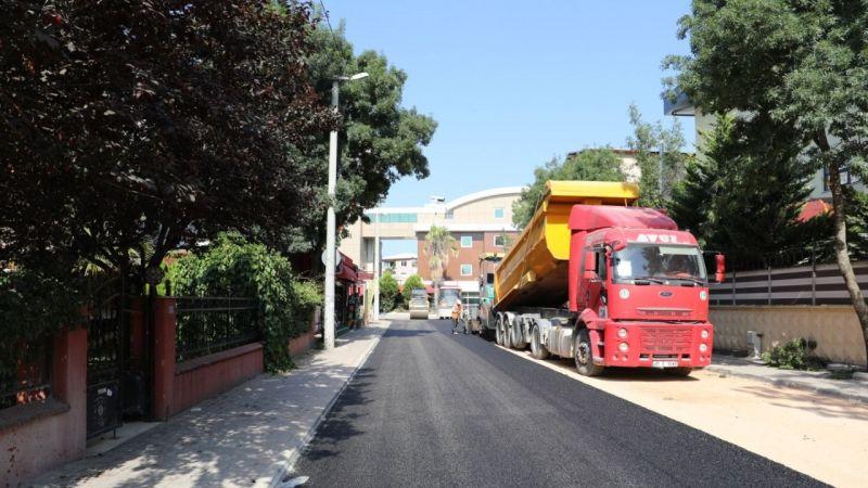 Kocaeli Haber -Yenişehir hastane yolu yıllar sonra asfaltla buluştu