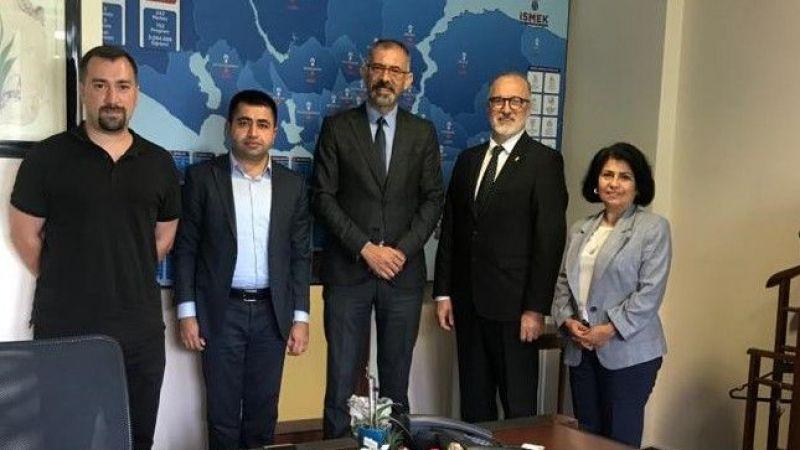 Kocaeli Haber -İzmit Belediyesi'nden İstanbul İSMEK'e ziyaret