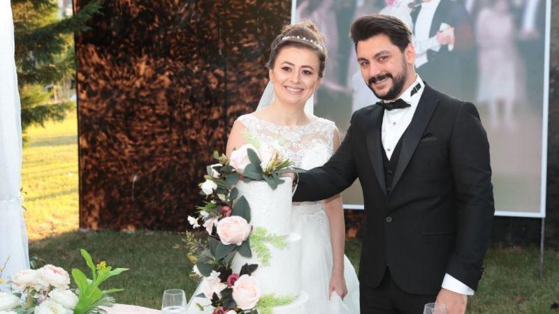 Kocaeli Haber -Gülümse Kafe nikah alanı mutluluğa ev sahipliği yapıyor