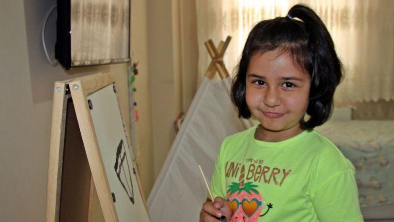 Kocaeli Haber - 6 Yaşındaki Zeynep Kumbarasını Yangınzedeler için Bağışladı