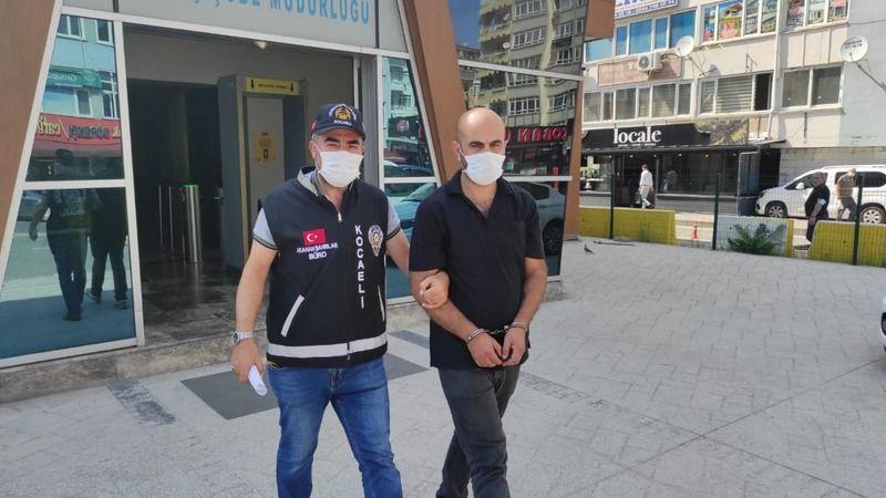 Kocaeli Haber - 18 Yıl Hapis Cezası ile Aranan Şahıs Yakalandı