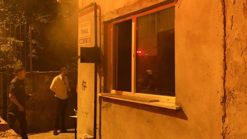 Kocaeli Haber - Açık Unutulan Vantilatör Mutfağı Yaktı, 3 Kişi Dumandan Etkilendi