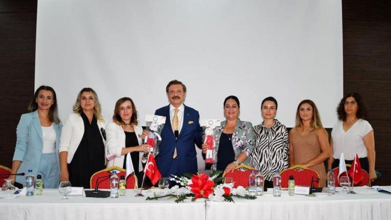 Kocaeli Haber - TOBB Başkanı Hisarcıkloğlu'ndan KTO üyeleri ile buluştu