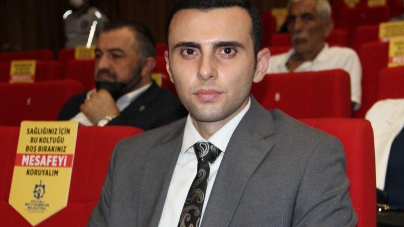 Kocaeli Haber - KBB Meclisi'nde Kurt Yerini Aldı!