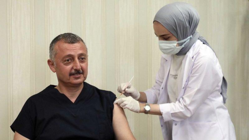 Kocaeli Haber - Üçüncü Doz Aşısını Başkan, Kocaelileri Aşı Olmaya Davet Etti