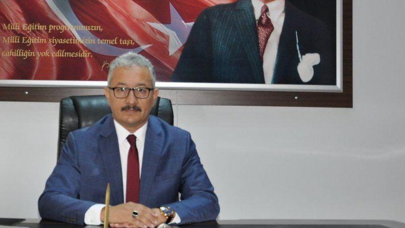 Kocaeli İl Milli Eğitim Müdürü Ömer Akmanşen Oldu!