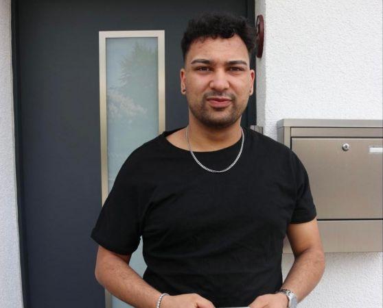 Almanya'da yaşan Türk asıllı rapçi, yeni albümü için geri sayıma başladı