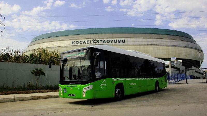 Kocaeli Haber - Ulaşımpark ile Kocaelispor maçlarına konforlu ulaşım