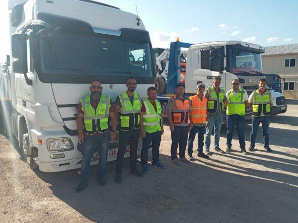 Kocaeli Haber - Kocaeli Büyükşehir'den, Kastamonu'ya Yardım