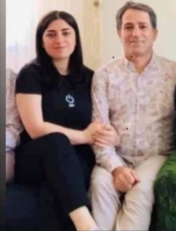 Kocaeli Haber - Komşularının Bıçaklı Saldırısında Ölen Baba ve Kızı Toprağa Verildi
