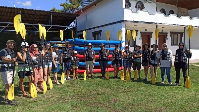 Kocaeli Haber - Sarısu Gençlik Kampı Türkiye'nin dört bir yanından öğretmenleri ağırladı