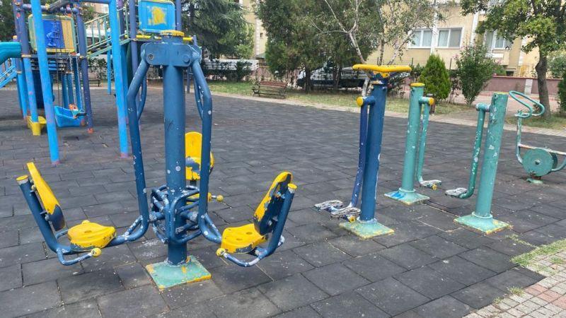 Kocaeli Haber - İzmit'in parkları rengarenk oluyor