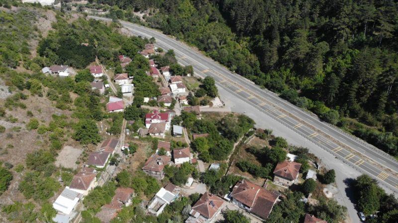 50 haneli Eskiçağa köyü her yağmurda aynı korkuyu yaşıyor
