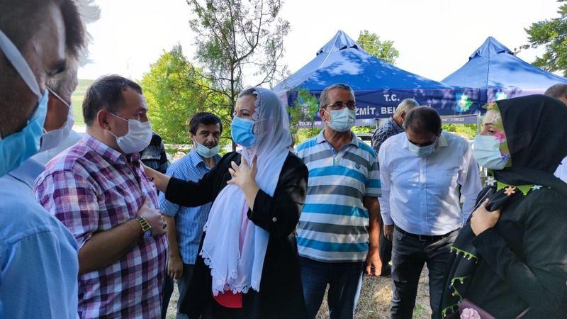 Kocaeli Haber - Hürriyet, Karaaslan'ın Anne Acısını Paylaştı