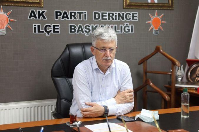 Kocaeli Haber - Mehmet Ellibeş, Türkiye'de Göçmenden Fazla Muhalefetin Göçmen Yalanı Var