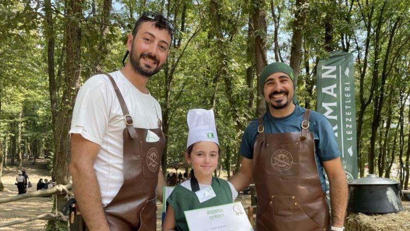 Kocaeli Haber - Ormanya'da aşure heyecanı