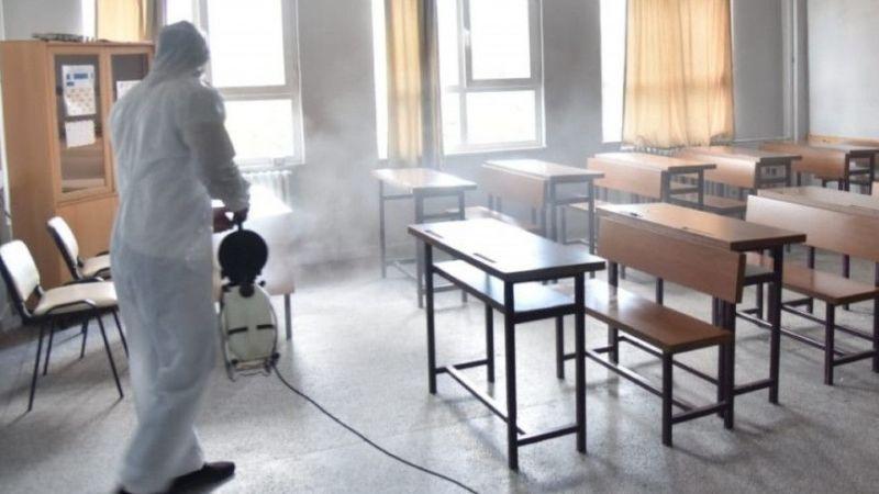 Kocaeli Haber - Kartepe Belediyesi'nden okullara temizlik desteği