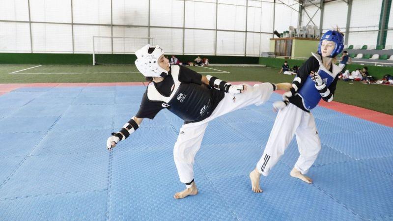 Kocaeli Haber - Körfez'de taekwondo rüzgarı