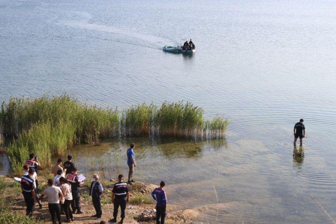 Göl kenarındaki umutlu bekleyiş yerini acı feryatlara bıraktı