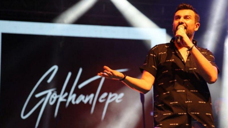 Kocaeli Haber - Ünlü Şarkıcı Gökhan Tepe Kocaeli'yi Salladı
