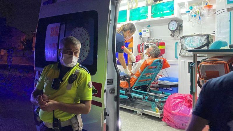 Kocaeli Haber - Alkollü Sürücü Bozuk Yola Girdi, Hastanelik Oldu