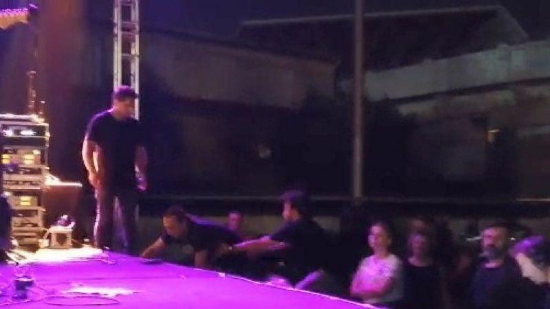 Kocaeli Haber - Şarkıcı Kıraç'ın İş Kazası