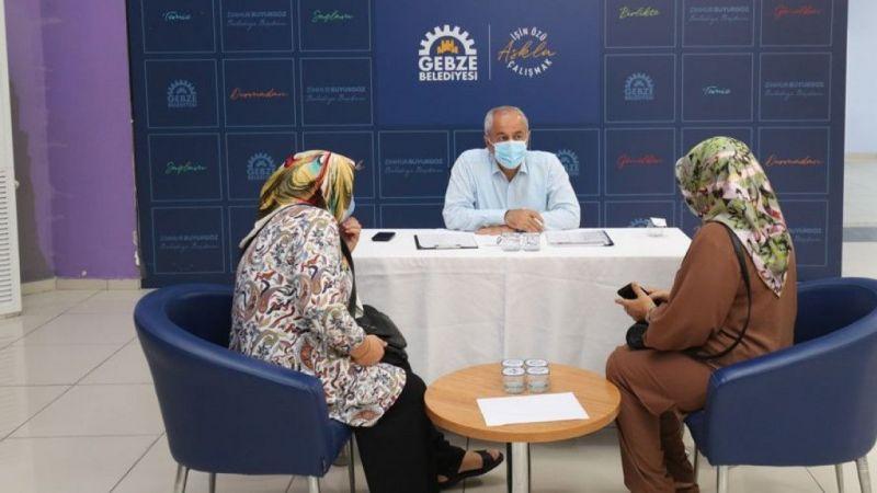 Kocaeli Haber - Gebze'de halk buluşmaları sürüyor