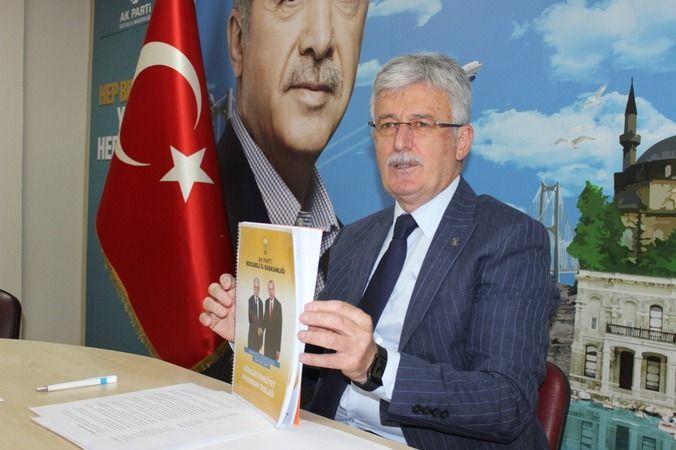 Kocaeli Haber - Mehmet Ellibeş'ten Tahsin Tarhan'a Cevap! Milletimiz Sandıkta Yıllardır Kararını Veriyor