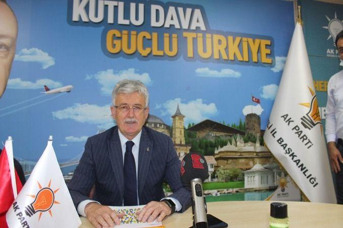 Kocaeli Haber - AK Partili Mehmet Ellibeş, Büyükşehir'e Giren Partililer Hakkında Açıklama Yaptı