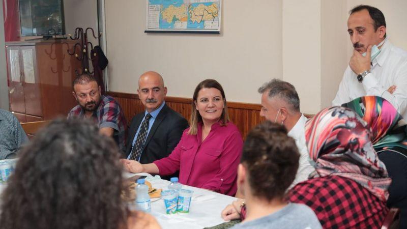 Kocaeli Haber - Hürriyet  Taşköprülüler Derneği'ni ziyaret etti