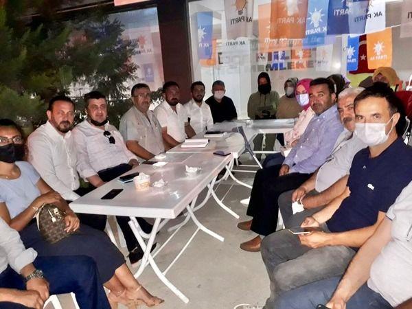 Kocaeli Haber - AK Parti; İl Yöneticileriyle Mahalle Toplantılarına Gebze'den Başladı