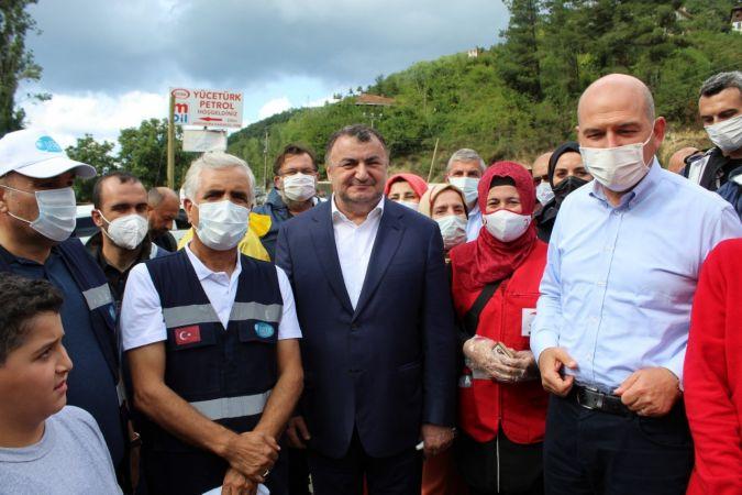 Ahıska Türkleri selzedelere yardımda bulunacak