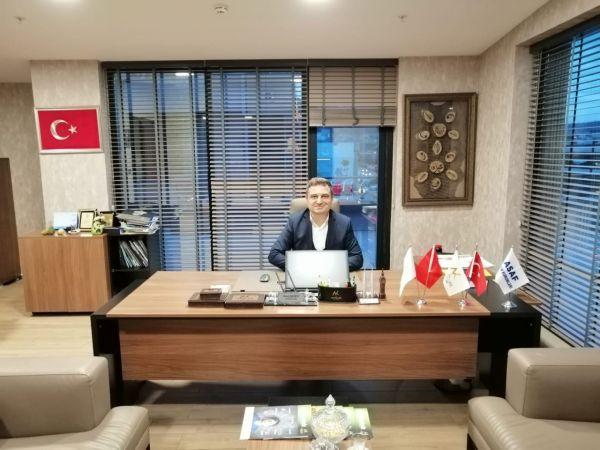 Altınküre Okulları Yönetim Kurulu Başkanı Ahmet Sakarya: