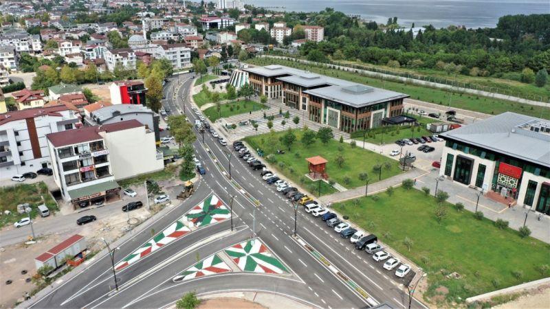 Kocaeli Haber -Başiskele yeni prestijli caddesine kavuştu