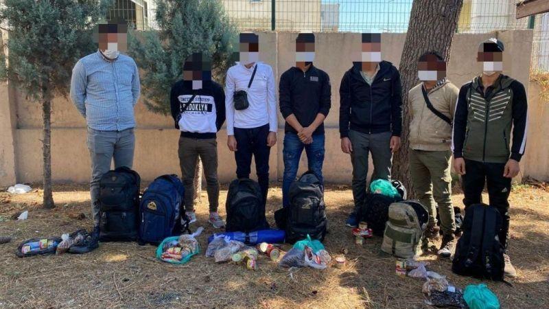 Kocaeli Haber - TEM Otoyolu'nda 7 Düzensiz Göçmen Yakalandı