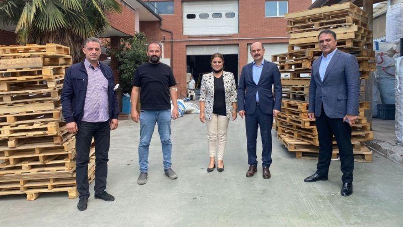 Kocaeli Haber - KTO başkanları, üyelerle fikir alışverişinde bulundu