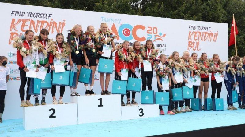 Kocaeli haber - Gençler Dünya Oryantiring Şampiyonasında kazanan İsveç
