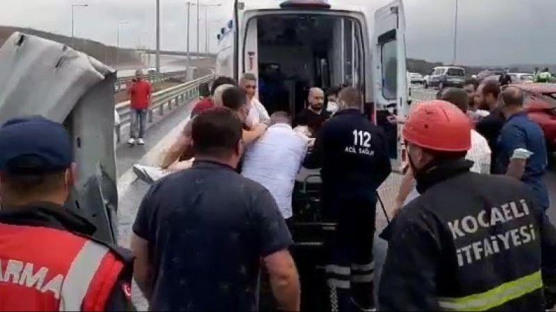 Kocaeli haber - Kuzey Marmara Otoyolu'ndaki kazada 1 kişi daha hayatını kaybetti