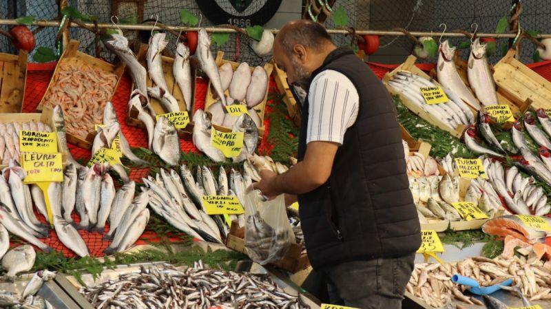 Kocaeli Haber - Balık Fiyatları Düşmek için Gün Sayıyor