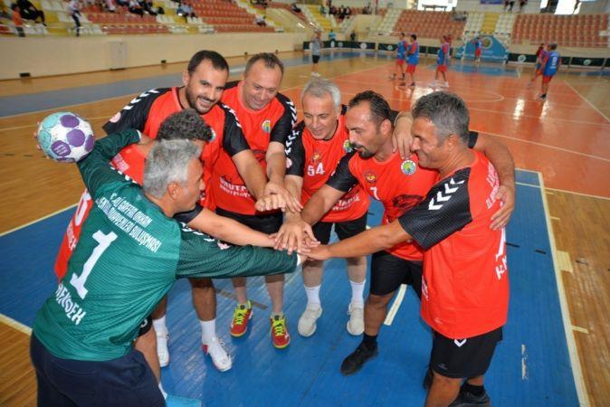 Şehit Okkan anısına düzenlenen turnuva sona erdi